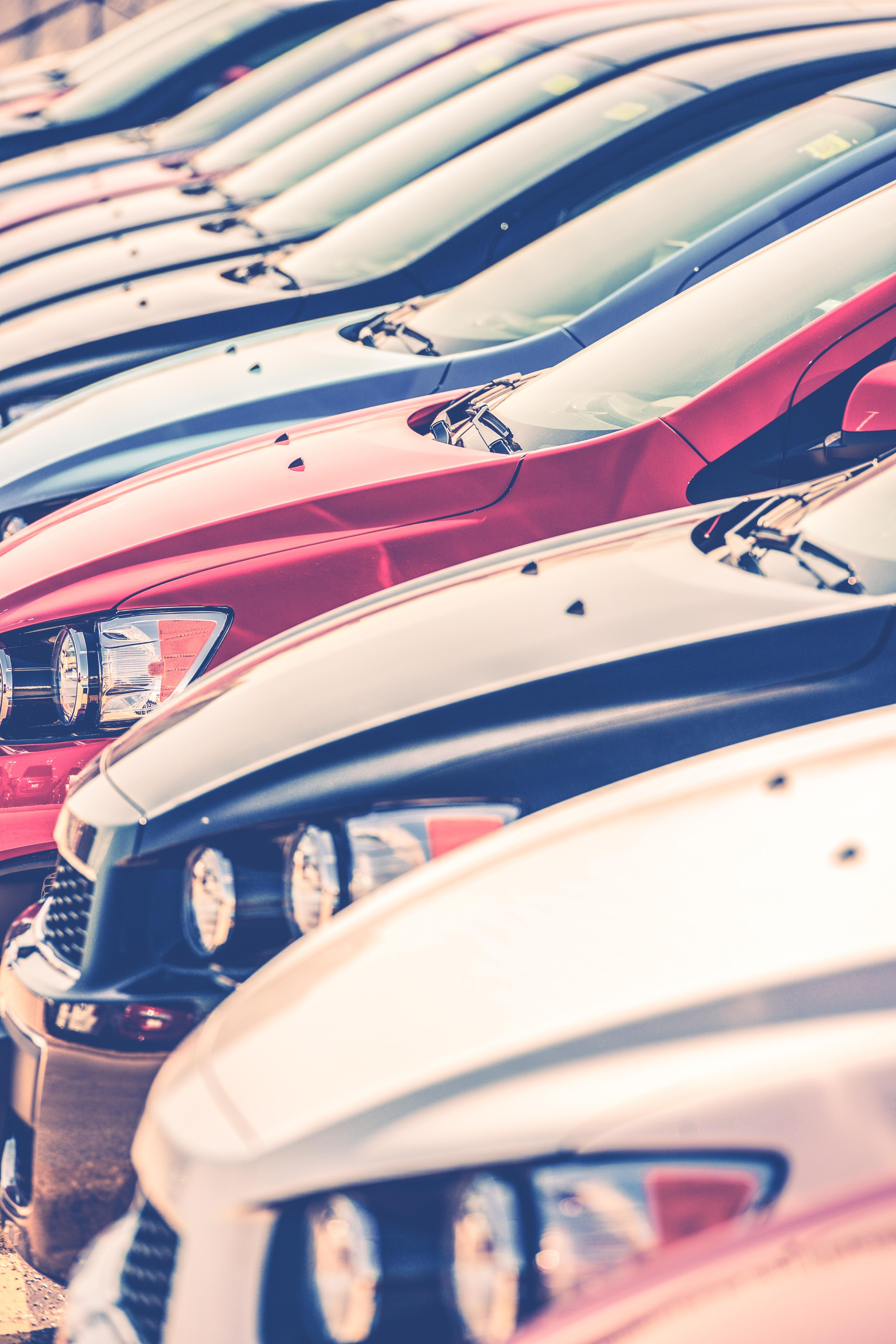 cars in dealer stock PHQ8VJ2